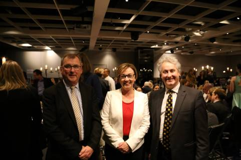 NSW Labor Women's Forum event with Jodie Harrison and Mark Lennon