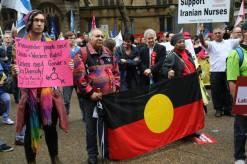 Sydney May Day rally