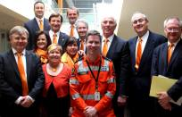 NSW Labor supporting our NSW State Emergency Service workers and volunteers