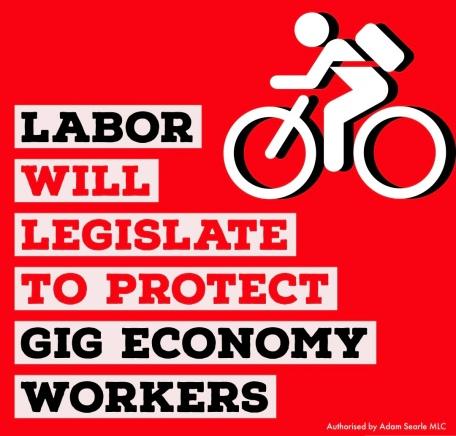 1807 - Gig Economy policy